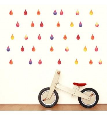 Vinilo infantil decorativo