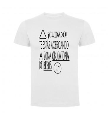 Camiseta unisex manga corta fabricada en vinilo de corte